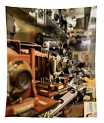 Camera Shop Tapestry