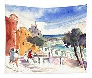 Camogli In Italy 08 Tapestry