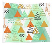 Camping Tapestry