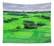 Campo Da Golf Tapestry