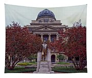 Campus Of Texas Am Tapestry