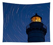 Cana Island Lighthouse Solstice Tapestry