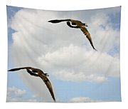 Canada Geese  Tapestry