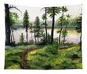 Canada Morning Tapestry
