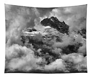 Canadian Coastal Mountains - Tantalus Mountains Tapestry