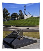 Canberra - Memorial And Parliament House Tapestry