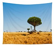 Candelabra Trees Tapestry