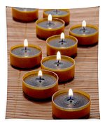 Candles Tapestry