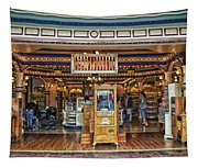 Candy Shop Main Street Disneyland 01 Tapestry