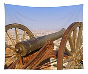 Cannon Tapestry