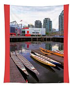 Canoe Club And Telus World Of Science In Vancouver Tapestry