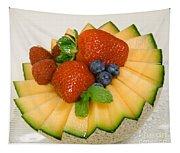 Cantaloupe Breakfast Tapestry