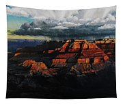 Canyon Colors Tapestry