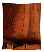 Canyon Ruins Tapestry