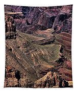 Canyon Walls Tapestry