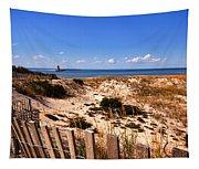 Cape Henlopen Overlook Tapestry