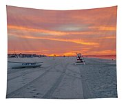 Cape May Seascape Tapestry