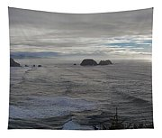 Cape Mears Storms Tapestry