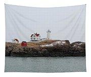 Cape Neddick - Nubble Light 2 Tapestry