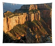 Cape Royal Towers Tapestry