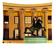 Capital Building Tapestry