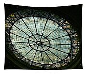 Capital Building Stained Glass  Tapestry
