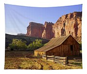 Capitol Barn Tapestry