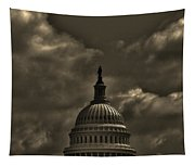 Capitol Dome Tapestry