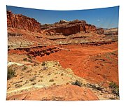 Capitol Reef Colorful Landscape Tapestry