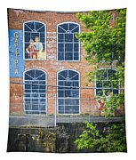 Capitola Cotton Yarn Mill Tapestry