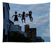 Capricious Quebec City Canada Tapestry
