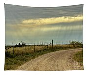 Caprock Canyon-country Road Tapestry