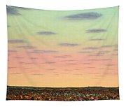 Caprock Sunrise Tapestry