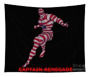 Captain Renegade Tapestry