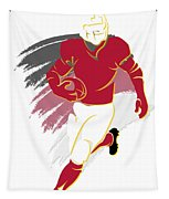 Cardinals Shadow Player2 Tapestry