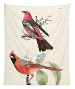 Cardinals Tapestry