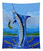 Caribbean Blue Off0041 Tapestry