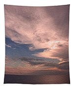 Caribbean Clouds Tapestry