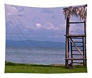 Caribbean Lifeguard Tapestry