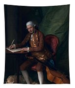 Carl Friedrich Abel, C.1777 Tapestry