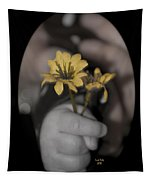 Carlee's Daisy Tapestry