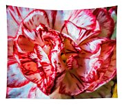 Carnation Watercolor Tapestry