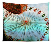 Carnival Colors Tapestry