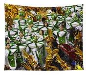 Carnival Rio De Janeiro 14 Tapestry