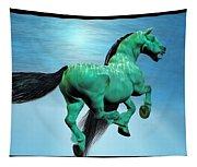 Carousel Iv Tapestry