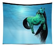 Carousel Vii Tapestry