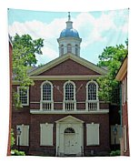Carpenters Hall In Philadephia Tapestry