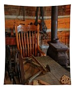 Carpentry Workshop Tapestry