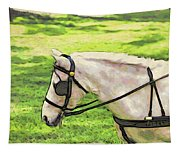 Carriage Pony Tapestry