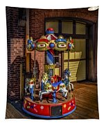 Carrousel Tapestry